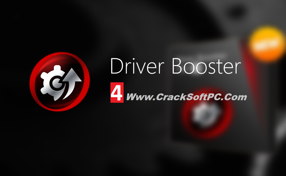 Iobit Driver Booster 4 Key-Cover-CrackSoftPC