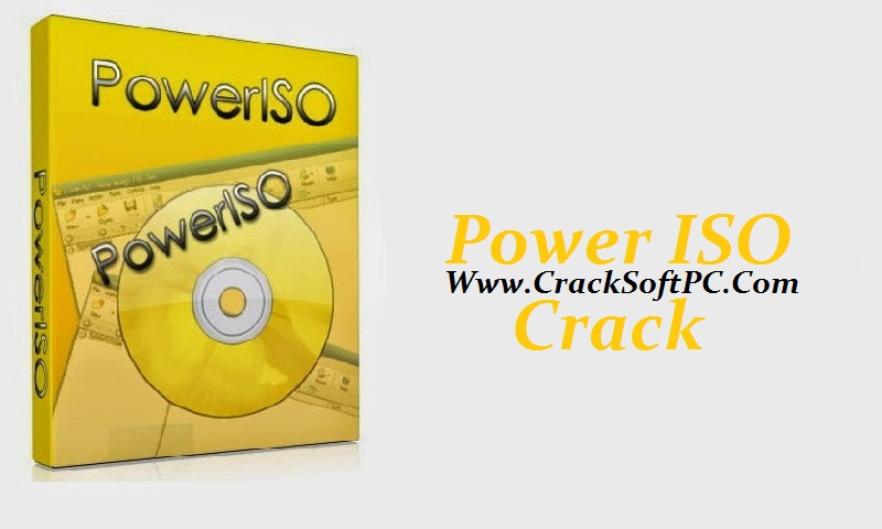Power ISO Crack Key Download-Cover-CrackSoftPC