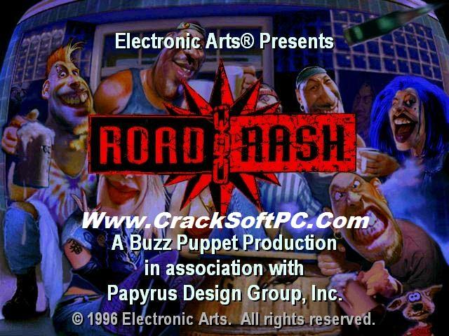 Road Rash Download Full Version-Cover-CrackSoftPC