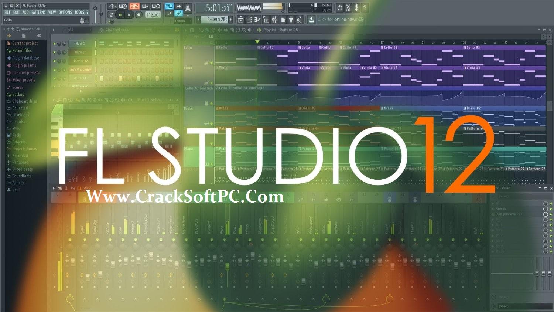 fl studio 12 download full version cracked