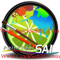 Paint Tool Sai Free 1.2.5 Full Version Crack Download Free