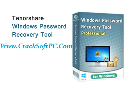 Windows Password Recovery Tool Ultimate Crack Free-cover-cracksoftpc