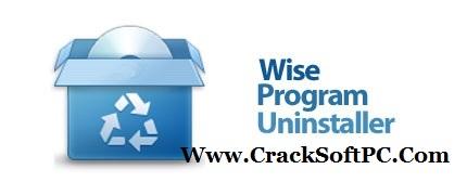 Wise Program Uninstaller Portable-Logo-CrackSoftPC