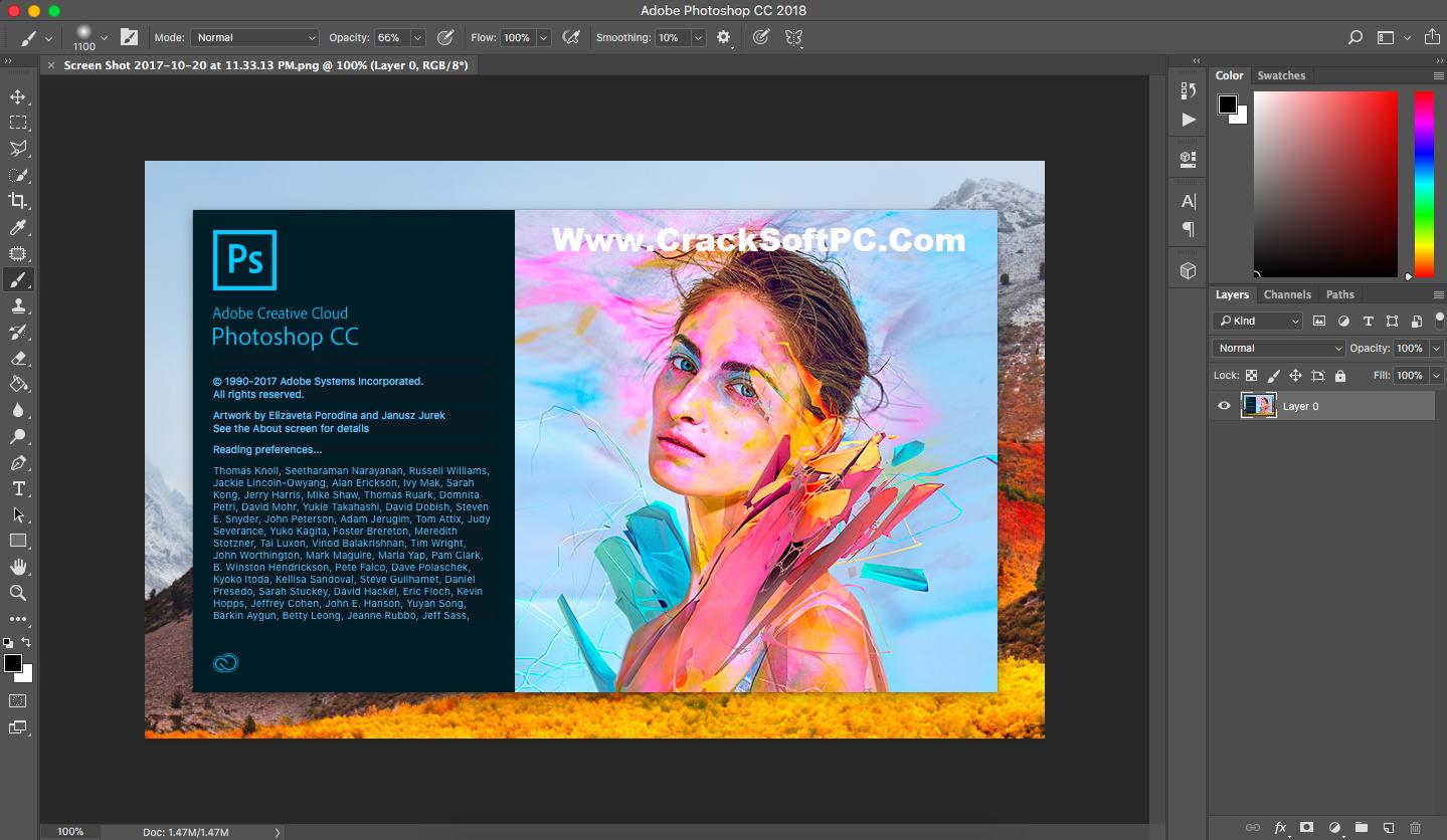 Adobe Photoshop CC Crack-pic-CrackSoftPC