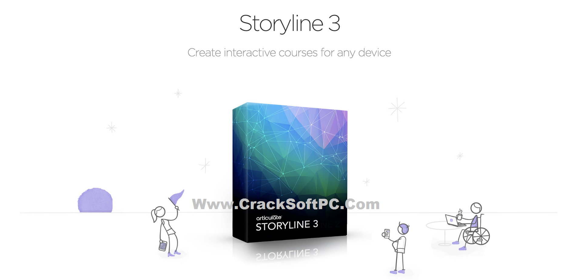 Articulate Storyline Crack 3 Key-Cover-CrackSoftPC