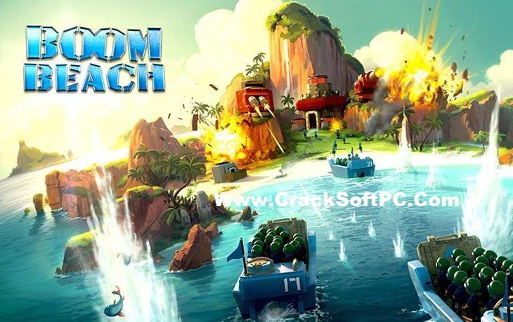 Boom Beach Mod Apk-Cover-CrackSoftPC
