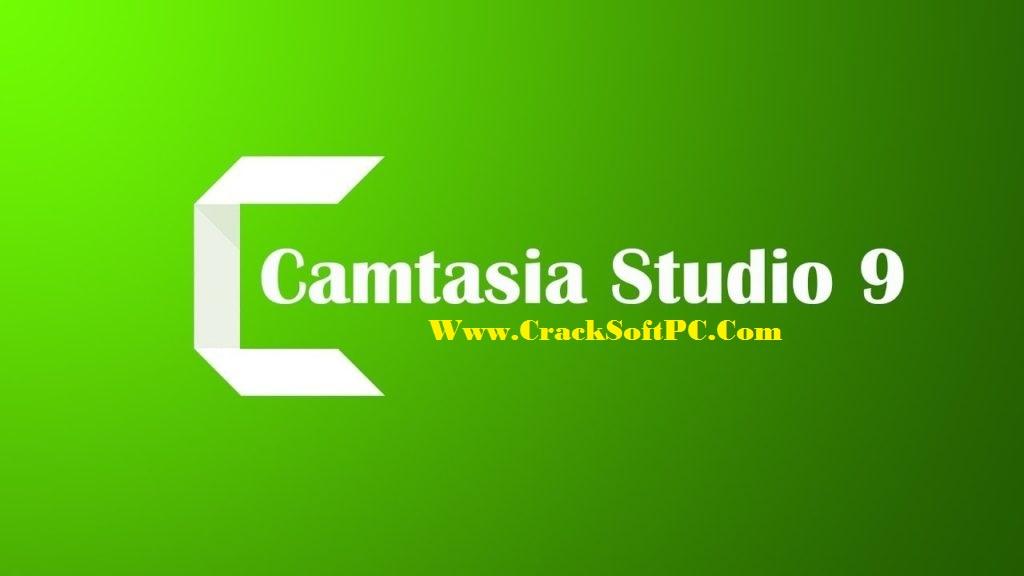 Camtasia Studio 9 Key 2018 Crack-Cover-CrackSoftPC