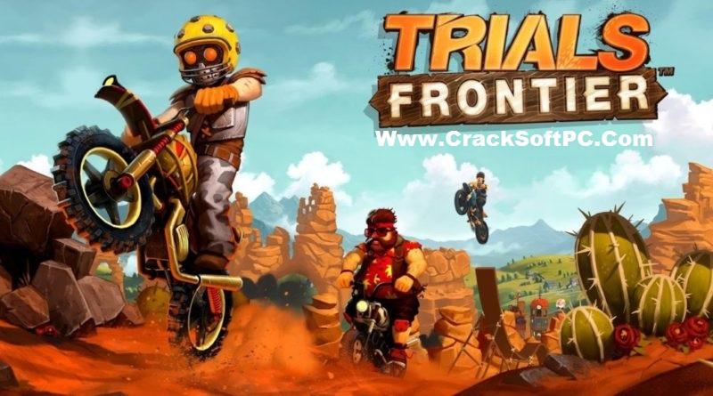 Trials Frontier Mod Apk-Cover-CrackSoftPC