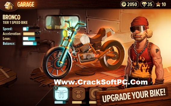 Trials Frontier Mod Apk-Cover-CrackSoftPC