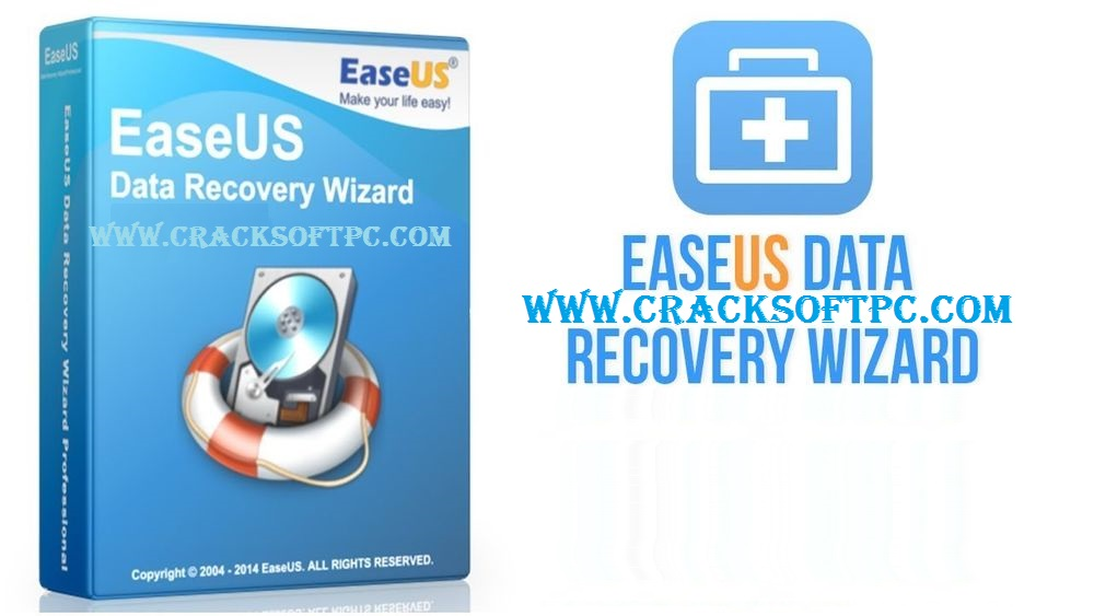 easeus data recovery and crack