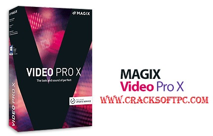 Magix Video Pro X10 v16.0.1 Crack 2018-Cover-CrackSoftPC