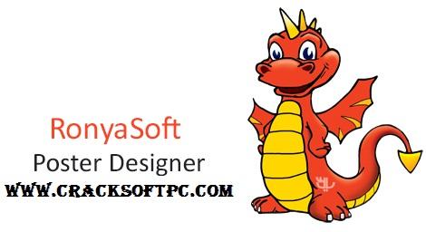 RonyaSoft Poster Designer Crack-Cover-CrackSoftPC