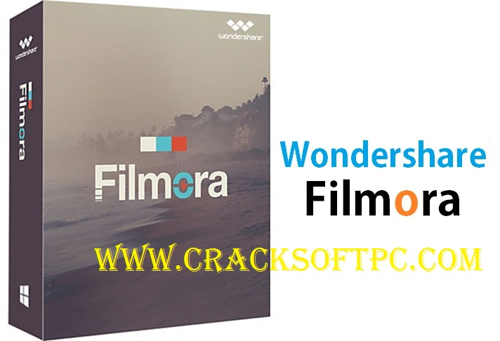 Wondershare Filmora Serial Key 8.7.0 Crack-Logo-CrackSoftPC