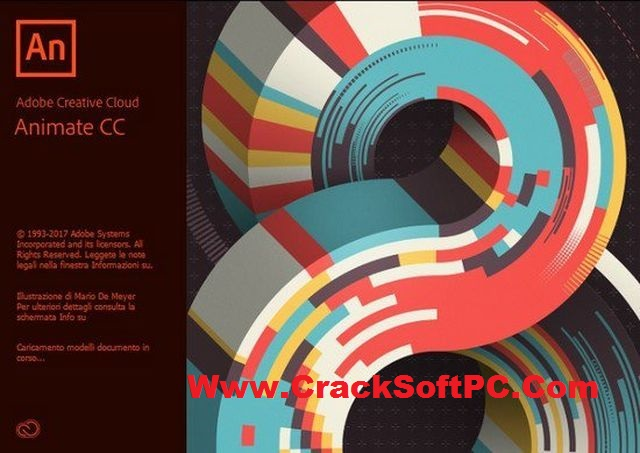 Adobe Animate CC Download 2018 Crack-Cover-CrackSoftPC