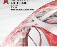 AutoCAD 2017 Crack With Keygen Free [Full] Version Download