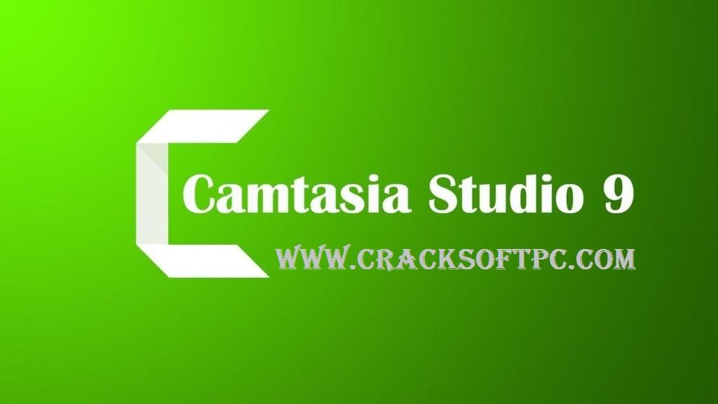 Camtasia Studio 9 Crack 2018-Cover-CrackSoftPC