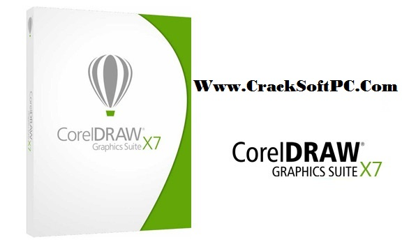 corel draw x7 crack & keygen