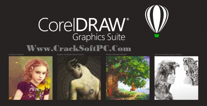 Corel Draw Crack 2017 Free Download-Cover-CrackSoftPC