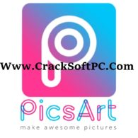 PicsArt Photo Studio: Collage Maker And Pic Editor v12.0.1 Free (Cracked)